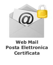 Accedi alla Web Mail Posta elettronica Certificata